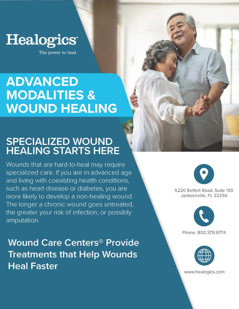 Advanced Wound Care Treatments